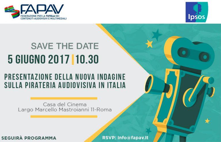 FAPAV/Ipsos - Evento