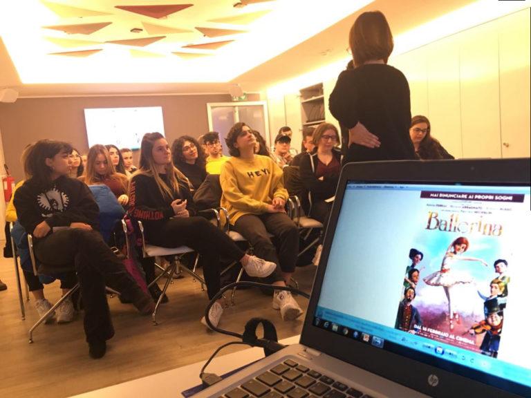 Rispettiamo la Creatività_FAPAV_Nicoletta De' Vecchi