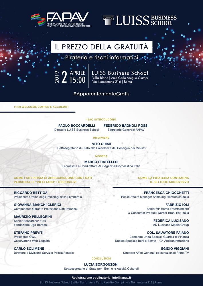 Programma_FAPAV_LUISS_02.042019_Roma