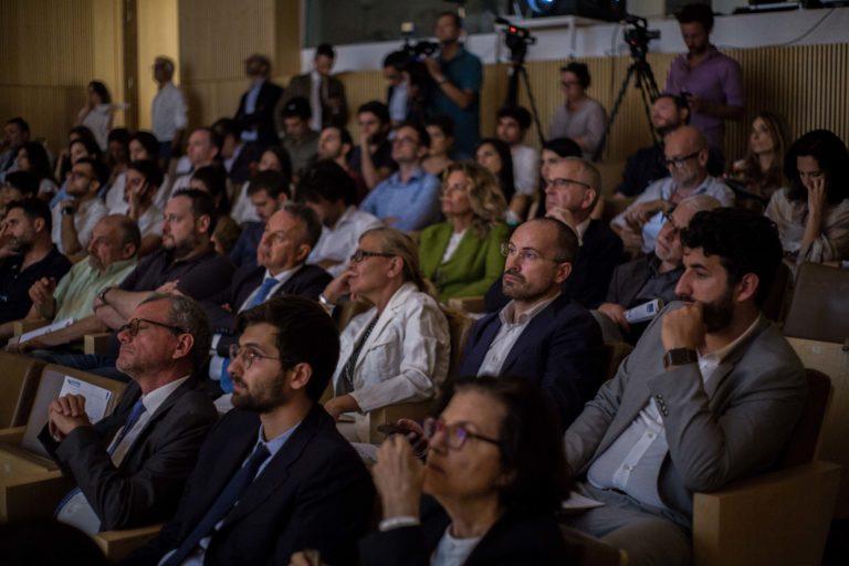 Presentazione Dati Ricerca FAPAV Ipsos 2018 - Auditorium Ara Pacis