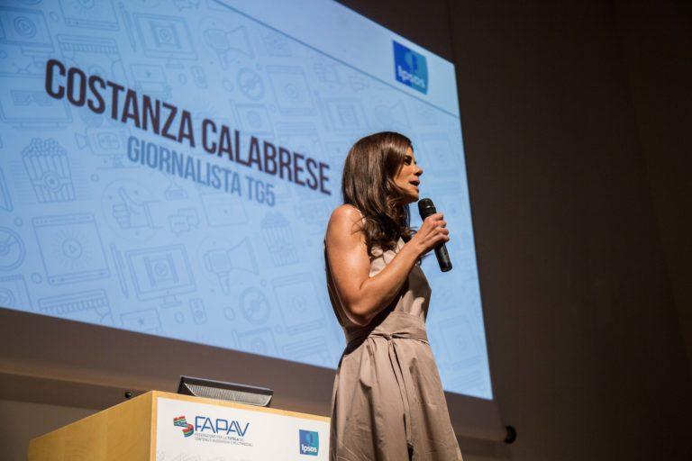 Costanza Calabrese - Giornalista TG5