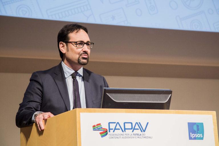 Federico Bagnoli Rossi - Segretario Generale FAPAV