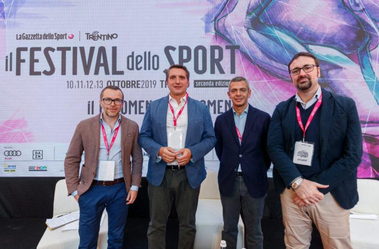 Antipirateria al Festival dello Sport di Trento