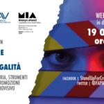 """SAVE THE DATE: WEBINAR """"DOPO IL LOCKDOWN - RIPARTIRE INSIEME DALLA LEGALITA'"""" (19.10.20 ORE 15:00)"""
