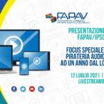 FAPAV/IPSOS 2020 - Focus Lockdown